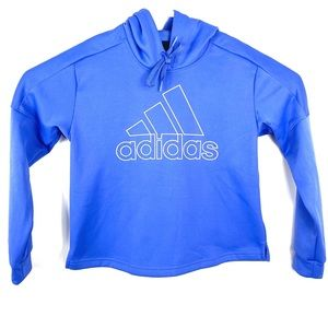 NWOT WOMEN'S ADIDAS  PULLOVER HOODIE CLIMAWARM